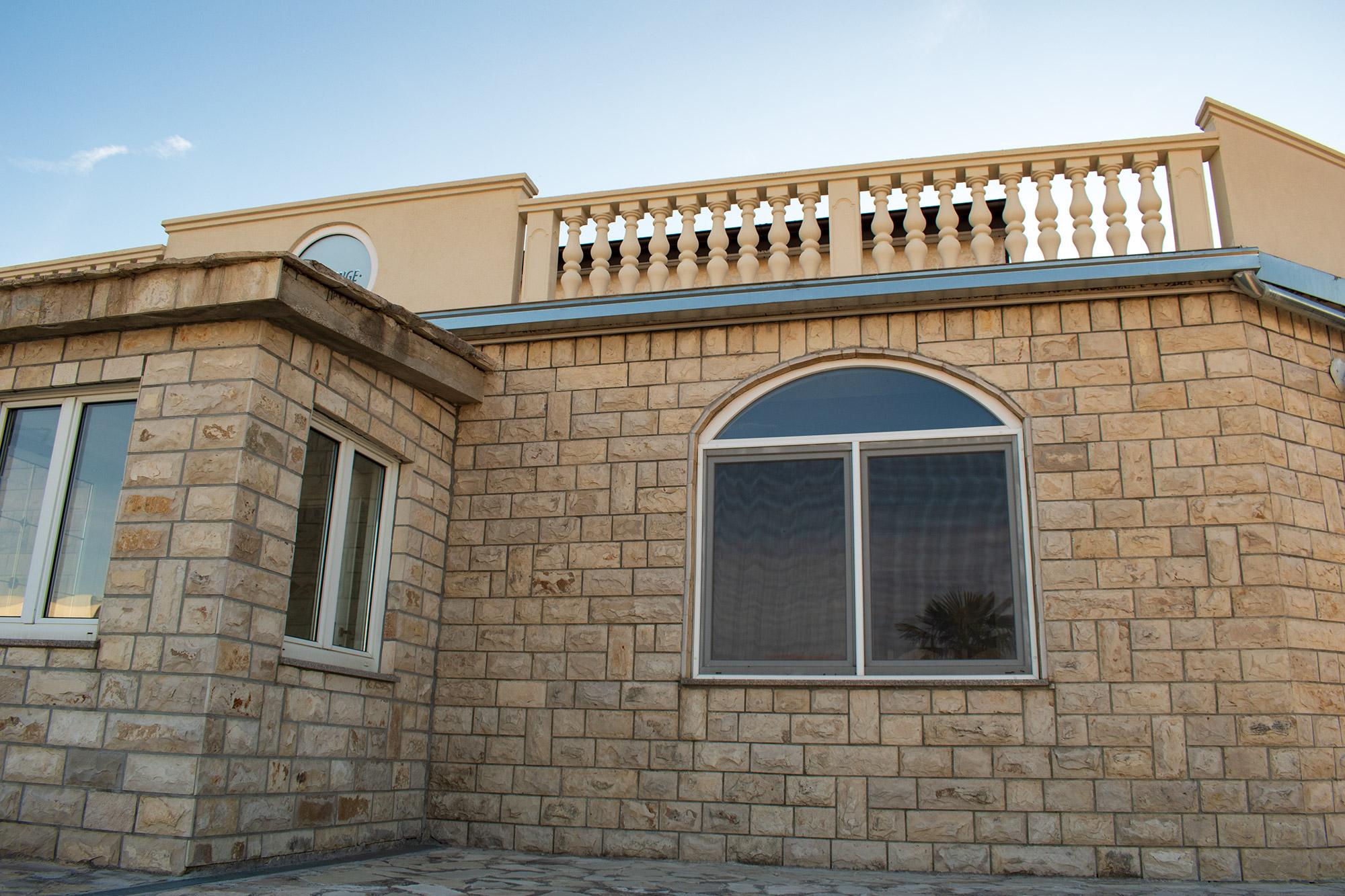 AP Villa Pristeg - Front detail