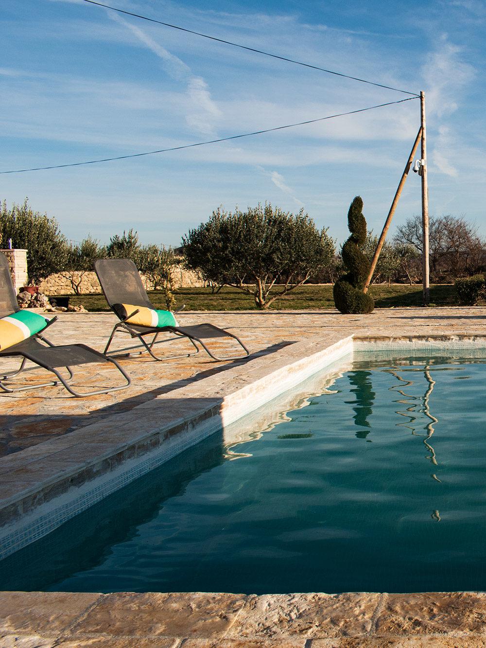 AP Villa Pristeg - Pool